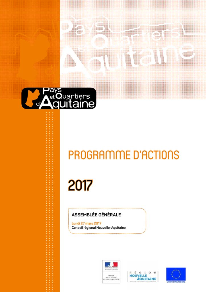 thumbnail of Programme d'actions 2017 – AG du 27mars17 – VF