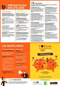 thumbnail of Programme Forum coopération VF