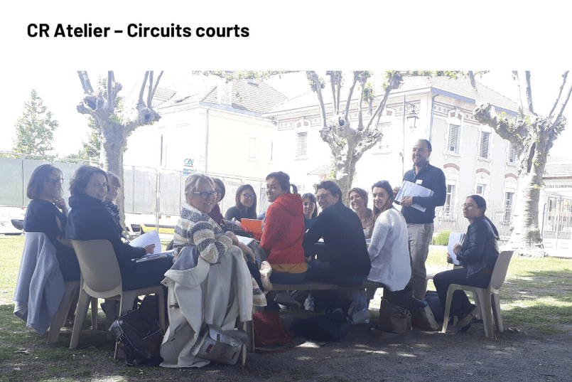 Vignette CR circuits courts